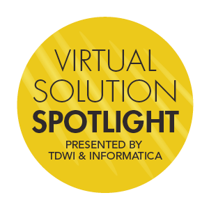 TDWI Solution Spotlight
